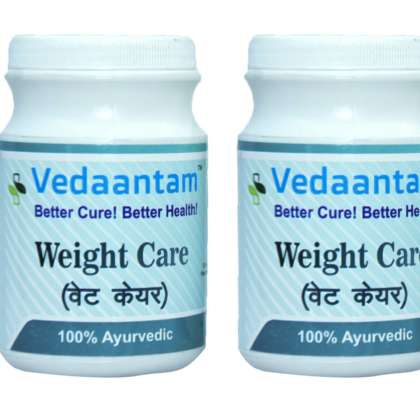 Vedaantam Weight Care powder Pack of 2 (150gm+150gm)